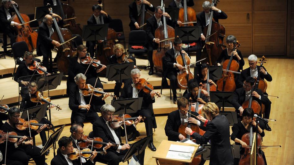 Baltimore Symphony Orchestra Suddenly Cancels Summer Season   WBUR News