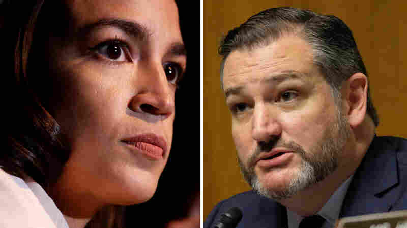 Ted Cruz And Alexandria Ocasio-Cortez Team Up To Ban Lawmakers From Lobbying