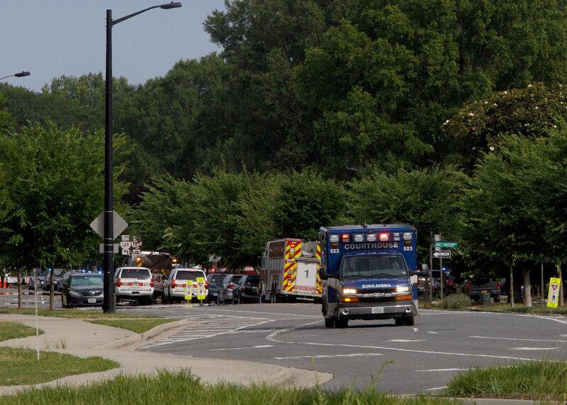 Virginia Beach Shooting: 12 Killed in Rampage at Municipal Center