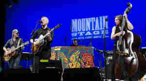 The Devil Makes Three On Mountain Stage