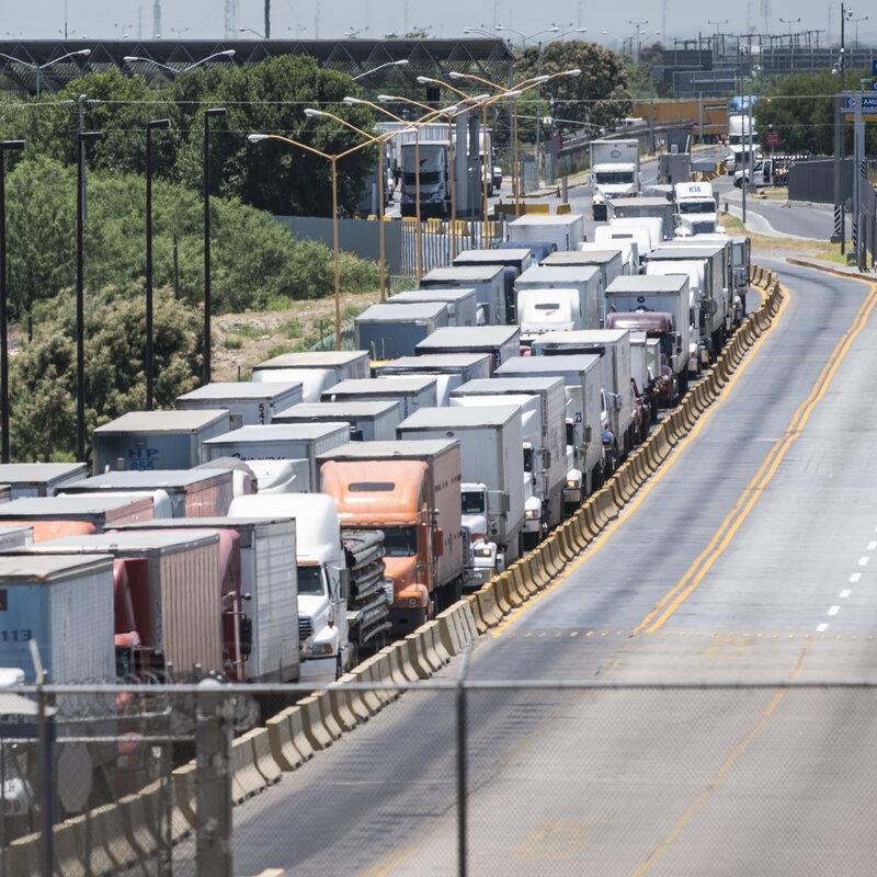 laredo, texas, now no  1 u s  trade hub, braces for trump's mexico