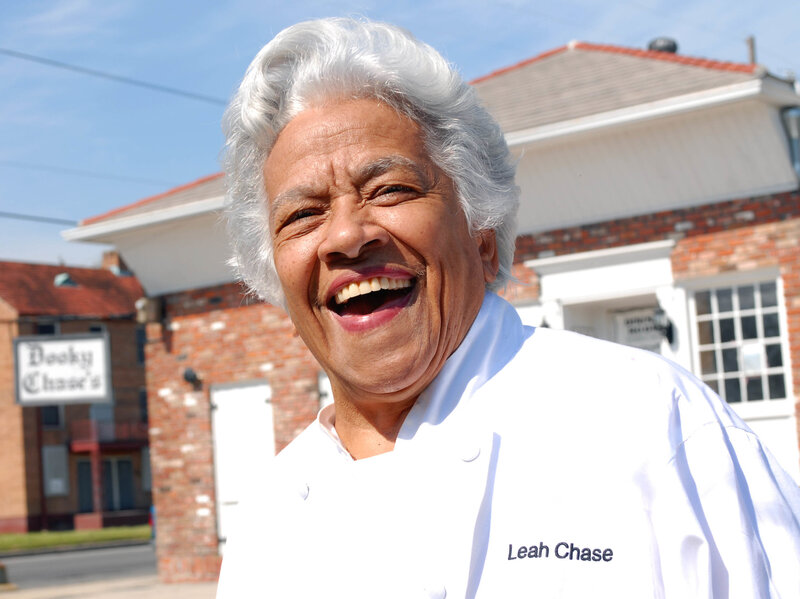 Leah Chase Of New Orleans Dookie Chase S Dies At 96 The