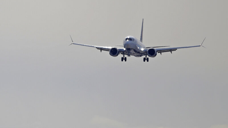 Some Boeing 737 Jets May Have Faulty Wing Parts Faa Warns Npr