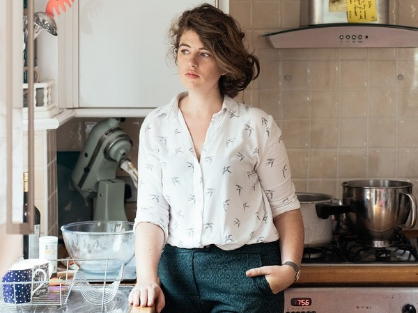 """A suicidal depression almost ended Ella Risbridger's life, but the London poet and journalist instead ended up writing an uplifting cookbook that promises to """"make you fall in love with the world again."""""""