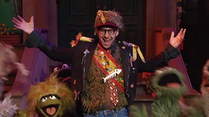 Jack Antonoff Visits 'Sesame Street,' Loves Trash