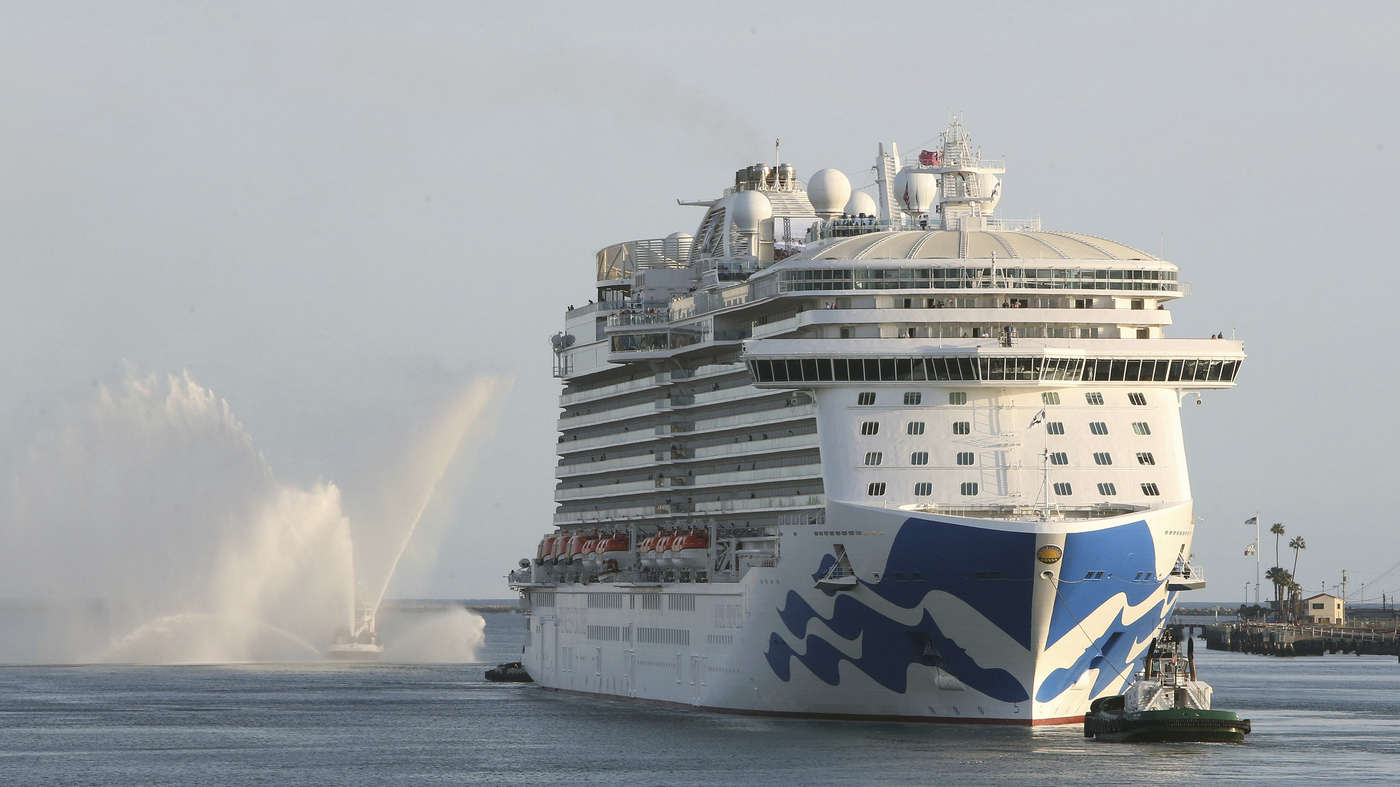 Carnival Cruise Lines Hit With $20 Million Penalty For Environmental Crimes