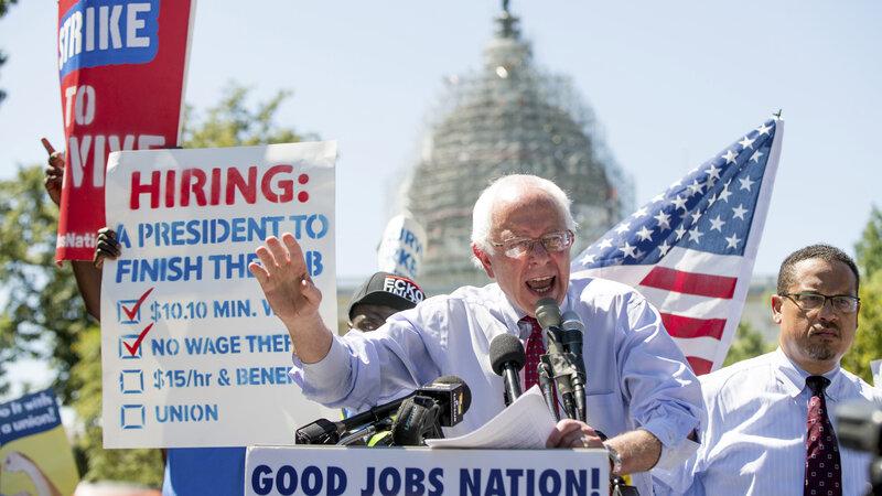 Npr Best Albums 2020 Bernie Sanders Goes To Walmart Shareholders Meeting To Present