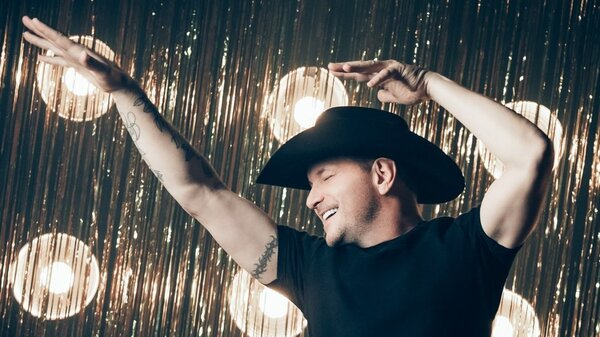 """Since coming out as gay in 2014, Ty Herndon has changed all female pronouns in his song """"What Mattered Most"""" to male pronouns."""