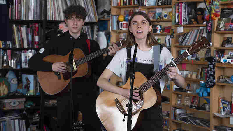 Tomberlin: Tiny Desk Concert