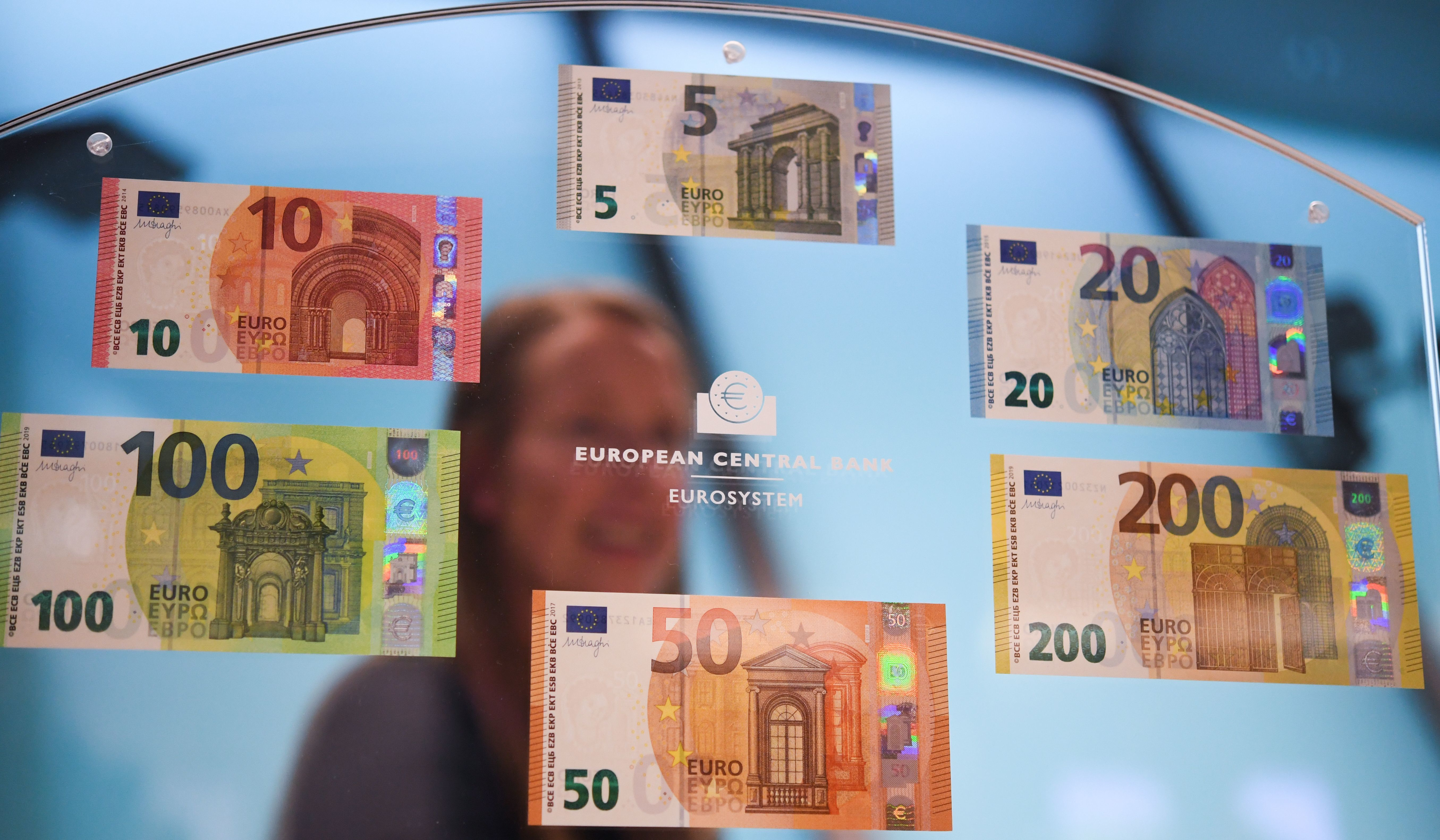 Cash Is Still King For Many In Germany