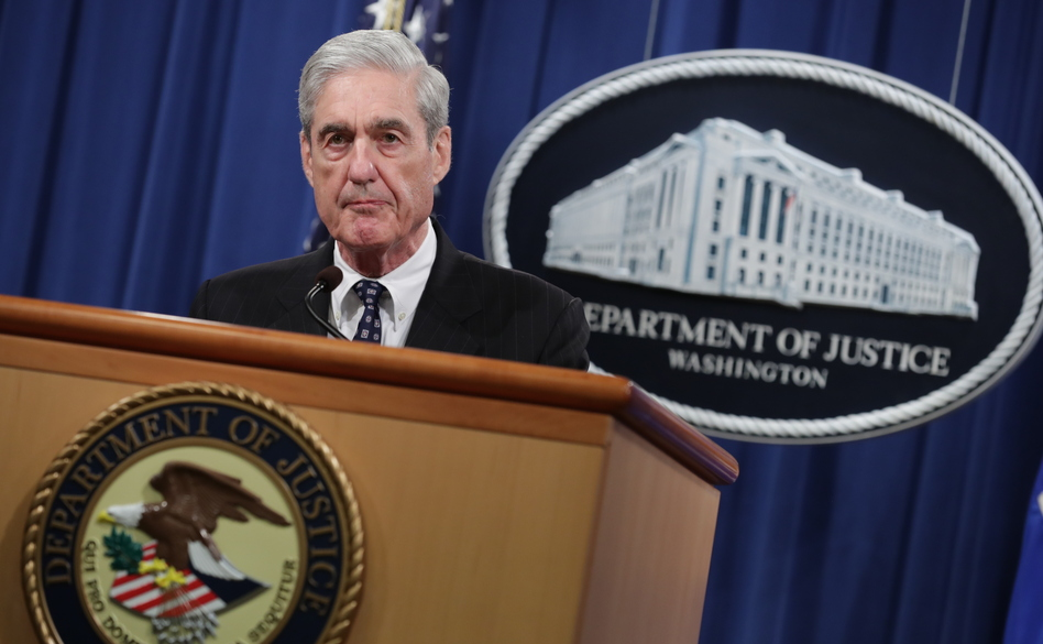 In a statement at the Justice Department on May 29, special counsel Robert Mueller said he did not think it would be appropriate for him to testify before Congress. But lawmakers have big questions for him. (Chip Somodevilla/Getty Images)