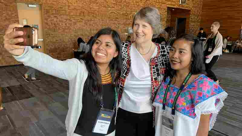 Helen Clark Can Do It All: Run A Country, Fight For Women's Rights ... And Snapchat