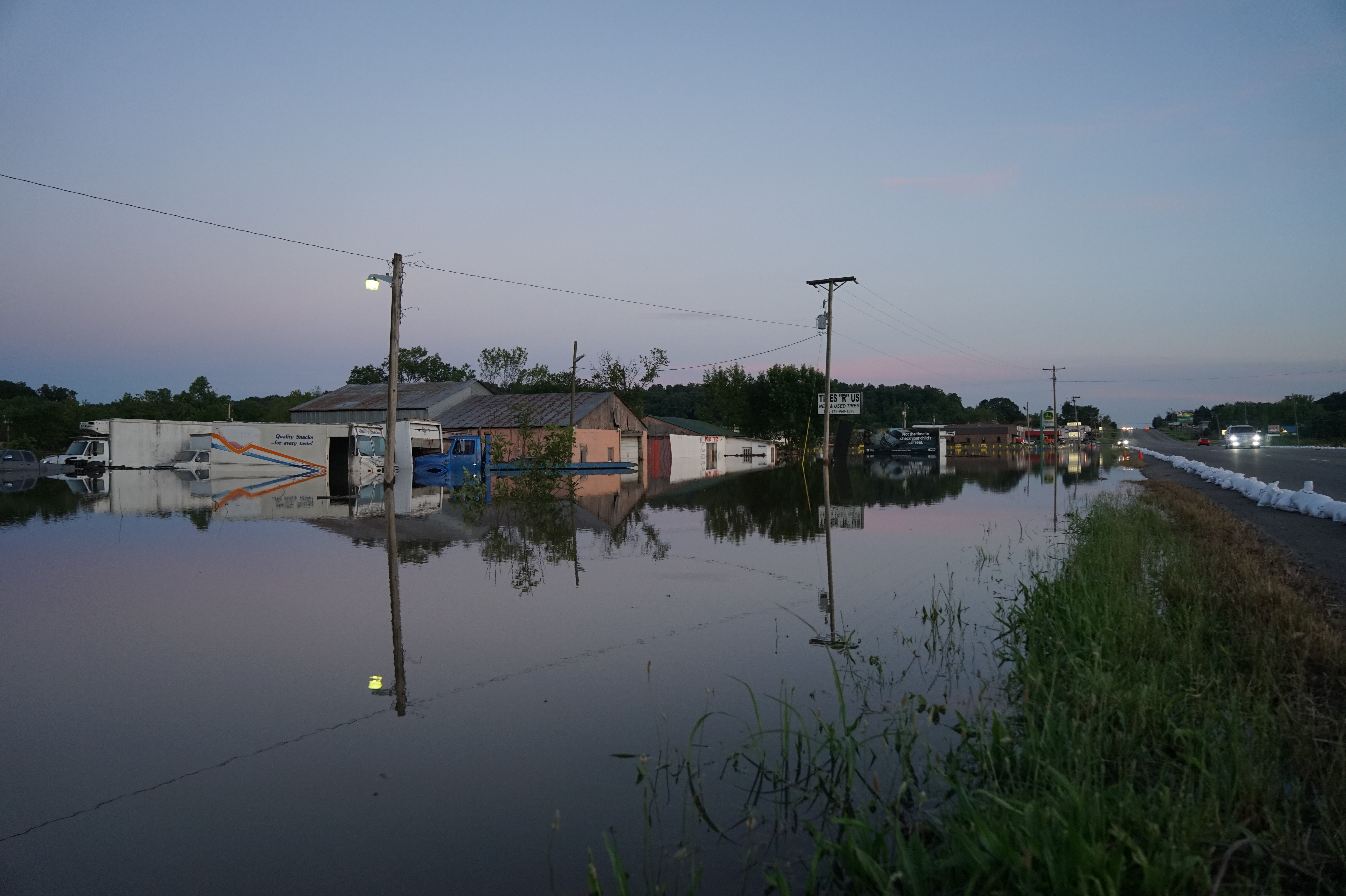 'We All Owe Al Gore An Apology': More People See Climate Change In Record Flooding