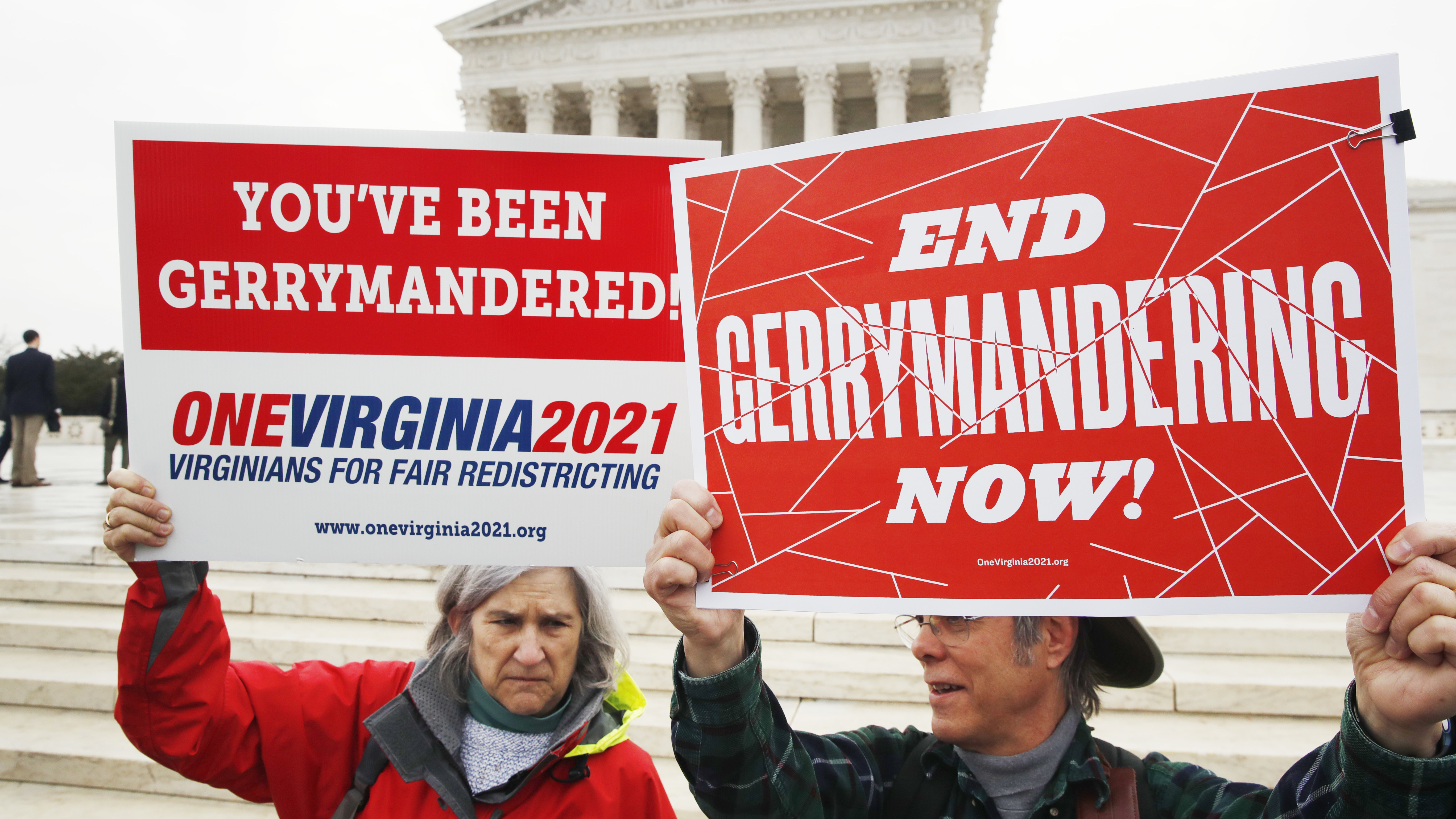 Redistricting Guru's Hard Drives Could Mean Legal, Political Woes For GOP