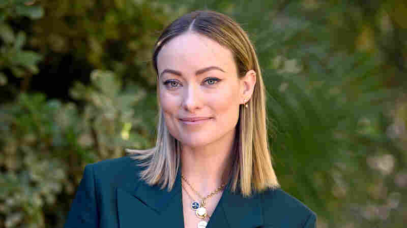 Olivia Wilde is pictured at the 30th annual Palm Springs International Film Festival on Jan. 4, 2019 in Palm Springs, Calif.