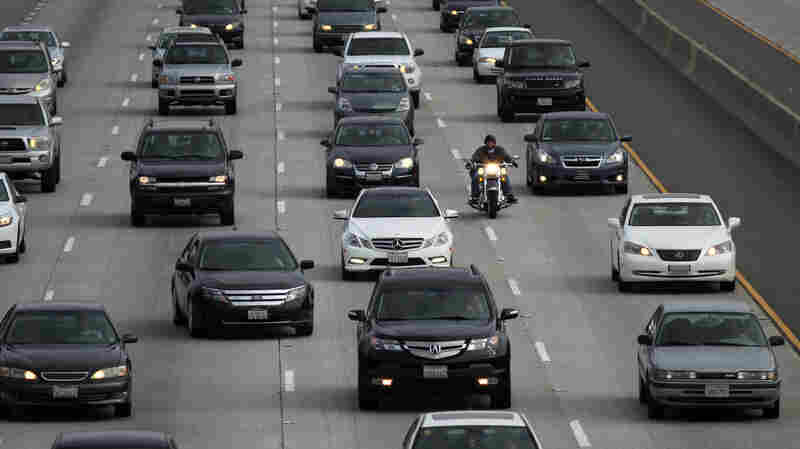 Carmakers To White House: Work With California On Rules For Greenhouse Gases