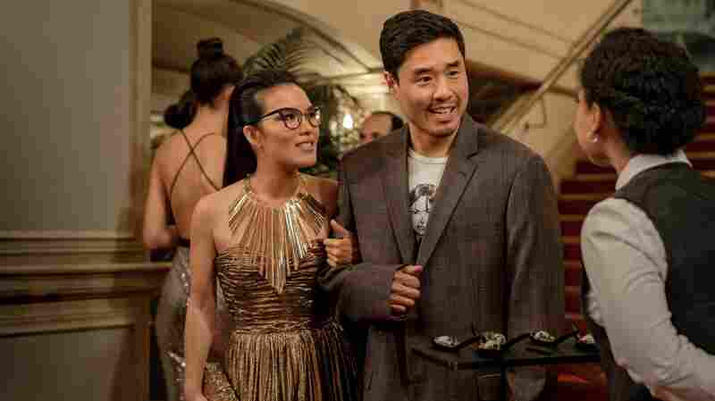 Ali Wong And Randall Park On Rapping, Rom-Com Tropes And (Keanu) Reeves