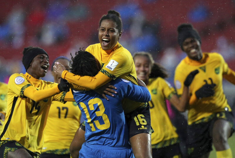 Jamaican Women's Historic Journey To World Cup, With A Boost