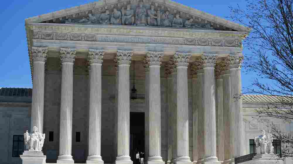 Supreme Court Pressed For Sealed Documents In Death Penalty Case