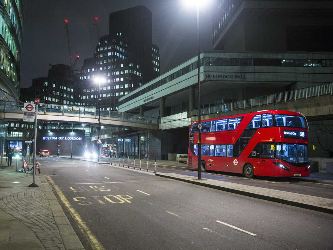 A lesbian couple was attacked on a douple-decker London bus late last month.