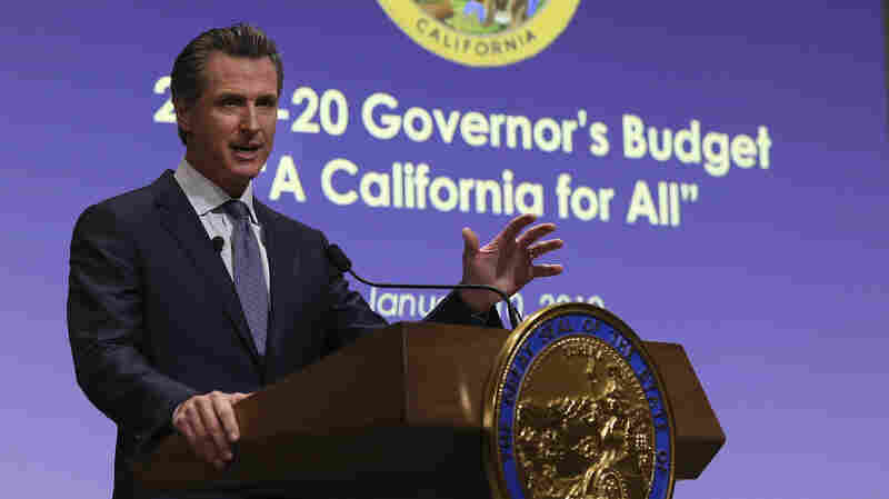 California's Budget Proposal Would Expand Health Care To Some Undocumented Immigrants