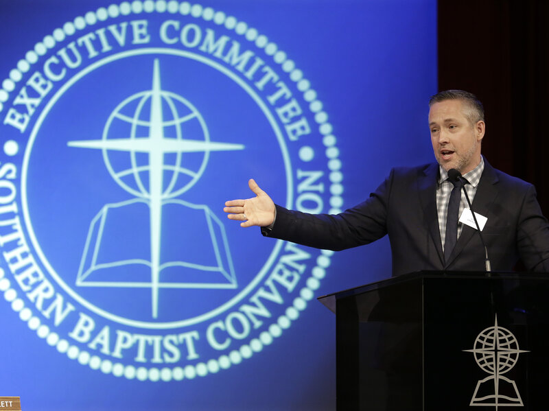 Southern Baptists To Confront Sexual Abuse And Role Of Women