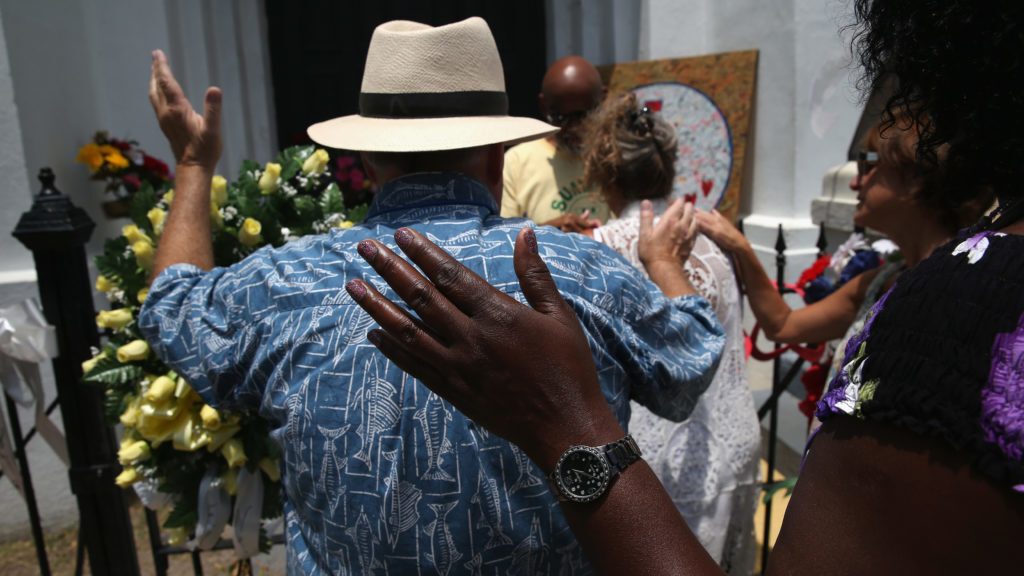 Forgiveness After A Massacre In Charleston