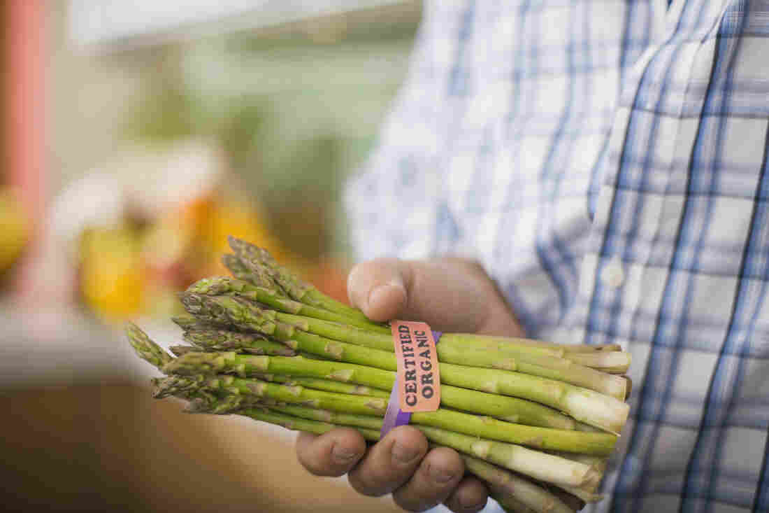 Grocery stores are full of food with labels that appeal to a consumer's ideals, like organic, cage-free, or Fair Trade. But there's often a gap between what these labels seem to promise and what they actually deliver.