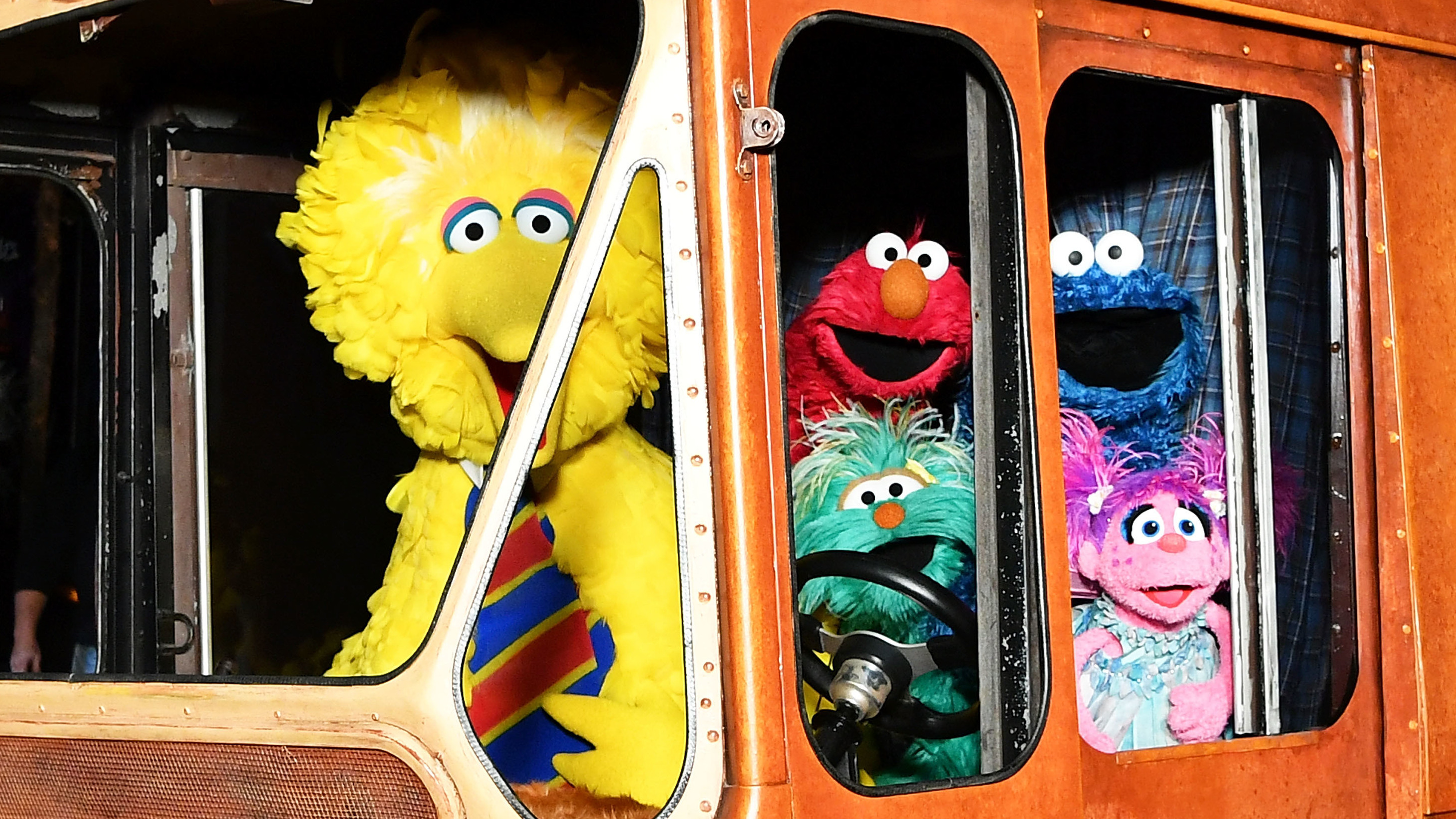50 Years Young: How The Music Of 'Sesame Street' Keeps Up