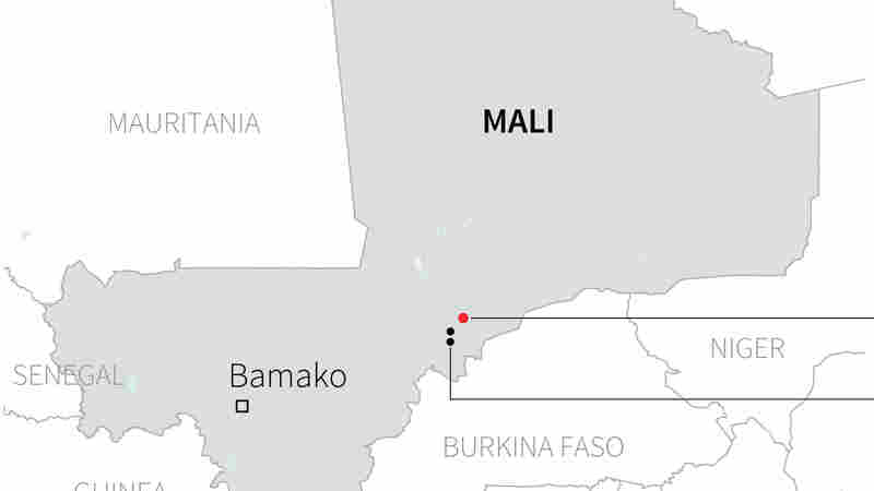 U.N. Says At Least 95 People Killed In Attack On Mali Village