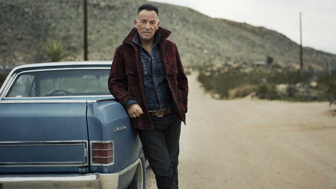 All He Wanted Was To Be Free: Where Bruce Springsteen's 'Western Stars' Came From