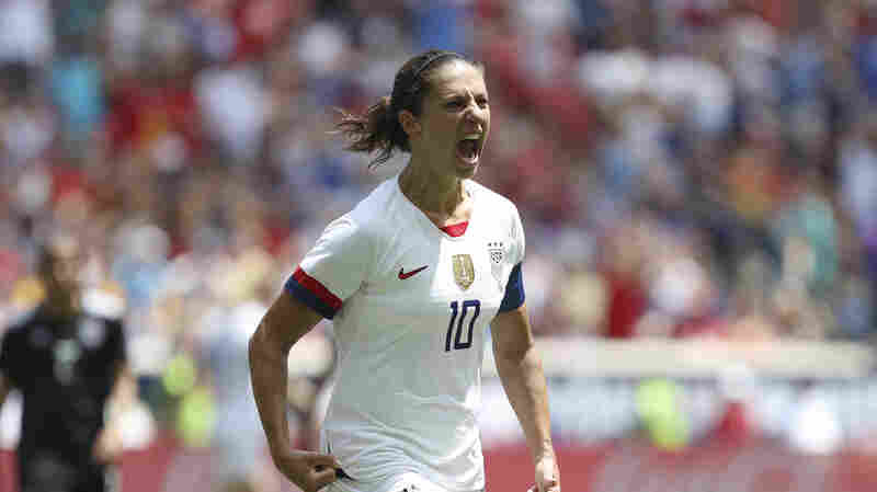 Women's World Cup: U.S. Is 'Ready, Excited, Hungry' As It Takes On Thailand