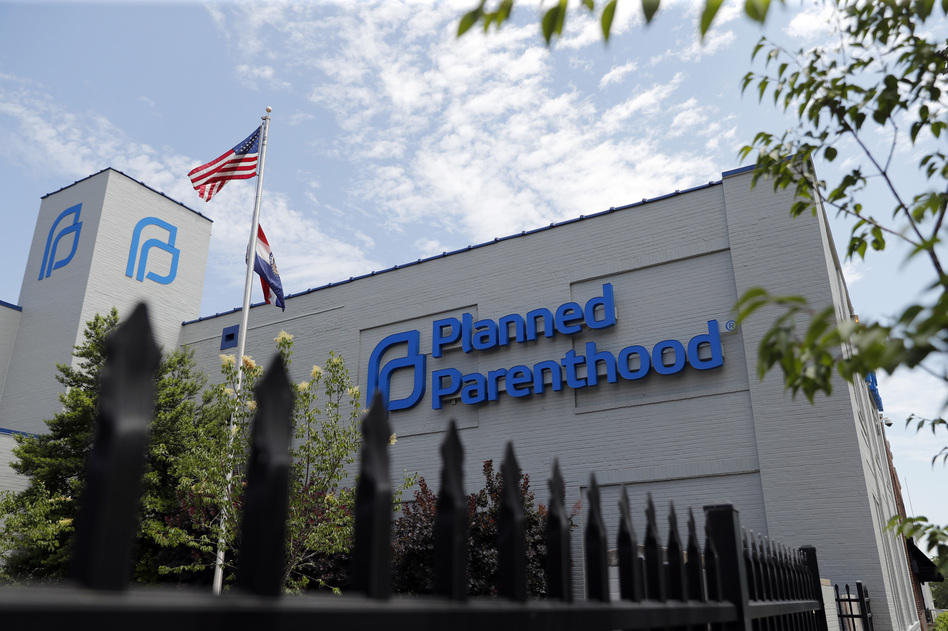 Missouri's only abortion provider will continue operating while the judge weighs Planned Parenthood's objections to the way state health officials have handled the organization's request for a new license. (Jeff Roberson/AP)