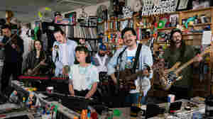 Foxing: Tiny Desk Concert