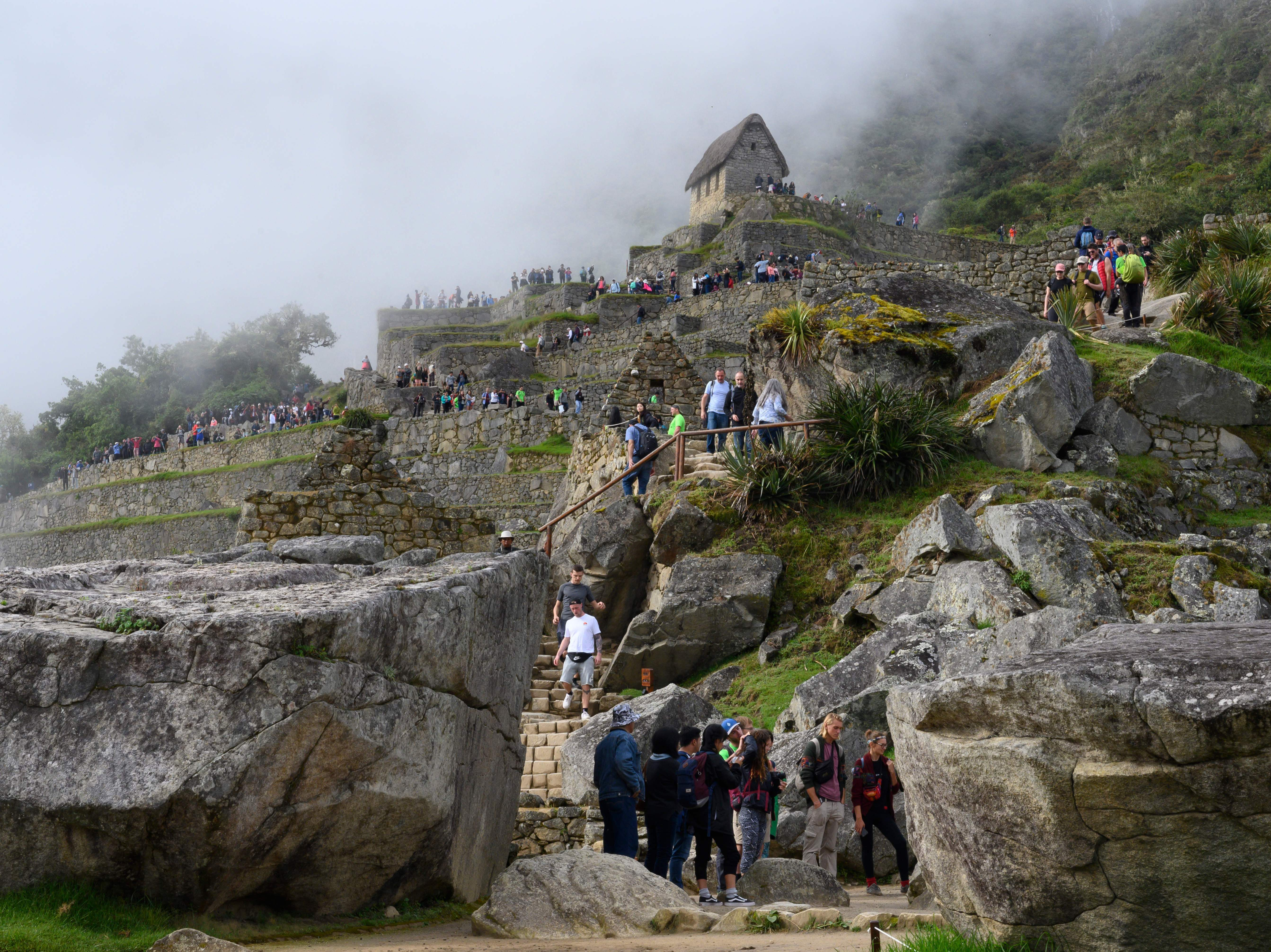 International Protests Mount As Peru Moves Ahead With New Airport Near Machu Picchu