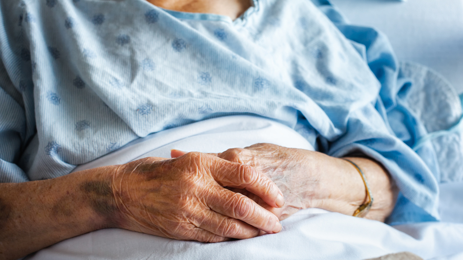 Two reports from the federal government have determined that many cases of abuse or neglect of elderly patients that are severe enough to require medical attention are not being reported to enforcement agencies by nursing homes or health workers — even though such reporting is required by law. (Mary Smyth/Getty Images)