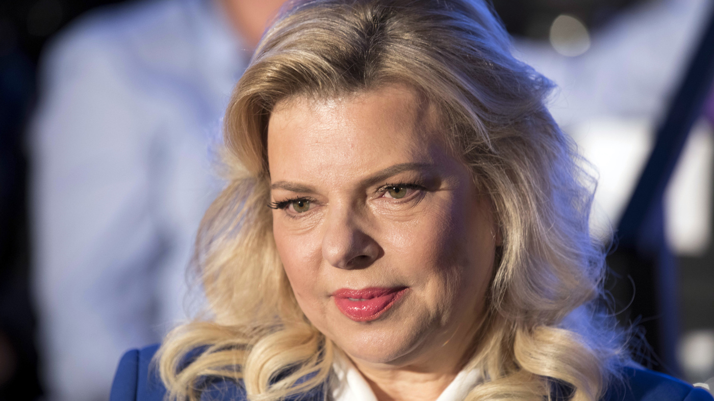 Sara Netanyahu Agrees To Pay $15,000 Over $100,000 Catering Scandal