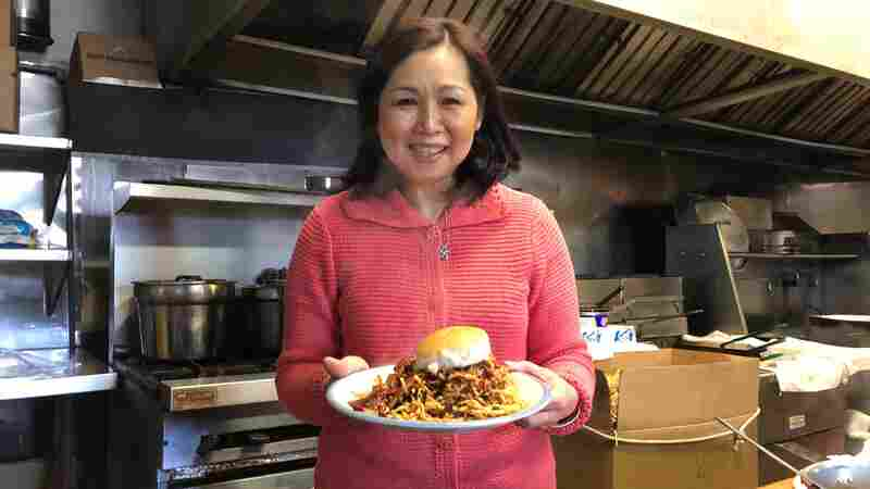 How The Chow Mein Sandwich Claimed A Small Slice Of New England History