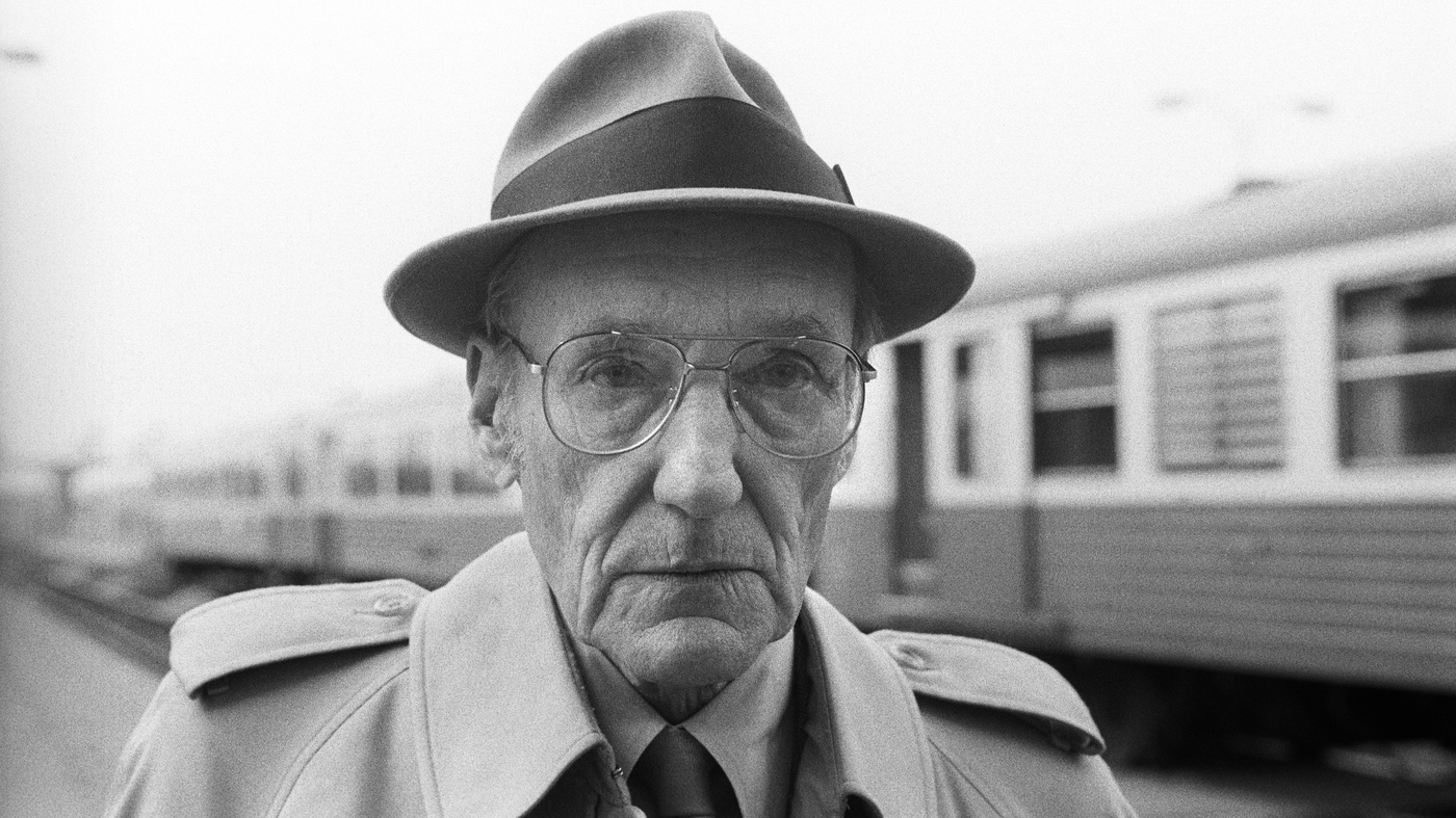 New William S. Burroughs Book Sheds Light On The Literary Legend's Influence On Music