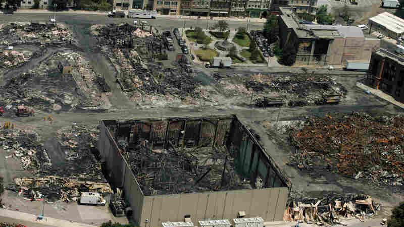 Tupac Shakur, Eminem, 50 Cent Master Recordings Destroyed in 2008 Fire