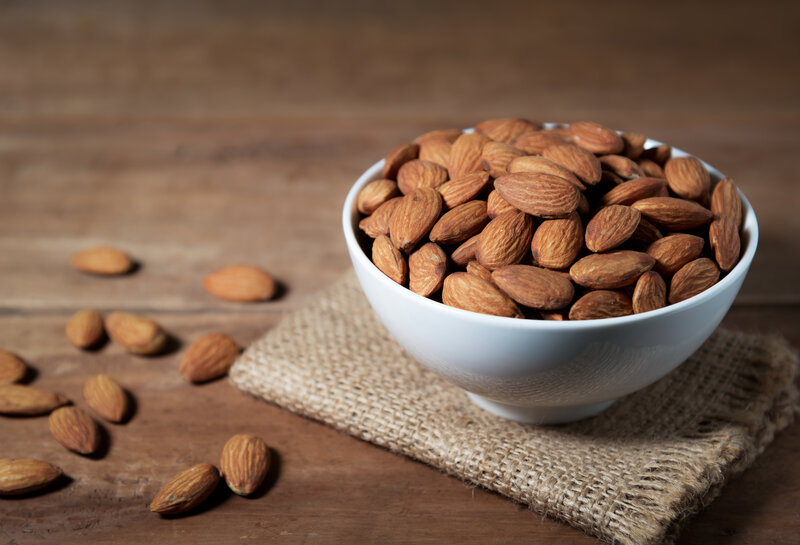 How Almonds Went From Deadly To Delicious : The Salt : NPR
