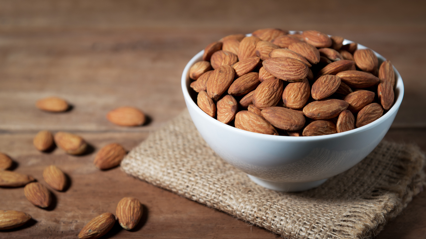 How Almonds Went From Deadly To Delicious