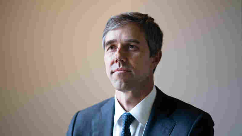 Beto O'Rourke Calls For A 'Moonshot' To Combat Climate Change