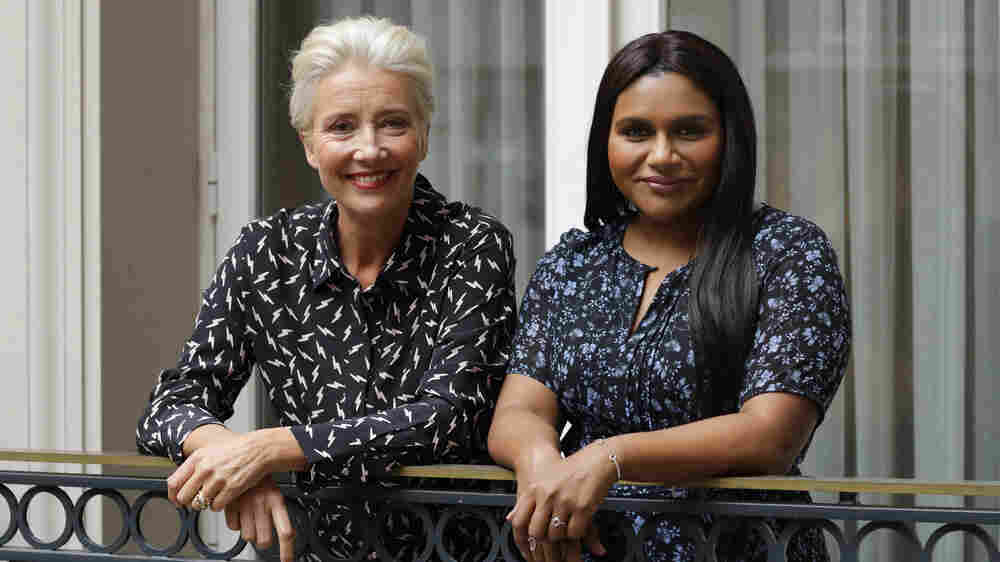 Mindy Kaling And Emma Thompson Shatter The 'Late Night' Glass Ceiling