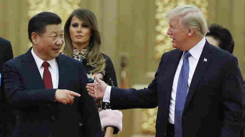 Trump Turns Trade Talks Into Spectator Sport