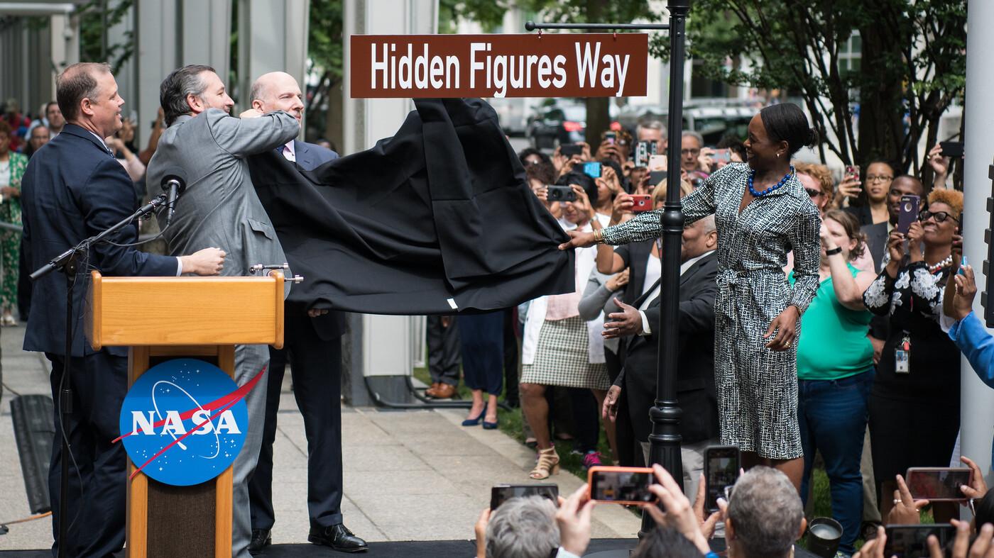 Street In Front Of NASA Headquarters Renamed To Honor 'Hidden Figures'