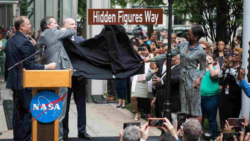 Street In Front Of NASA Headquarters Renamed To Honor 'Hidden Figures'