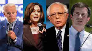 Democratic Debate Lineup: Sanders And Biden To Face Off