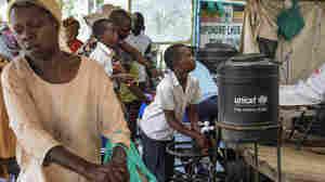 WHO Says Ebola Outbreak Is Not An International Public Health Emergency