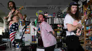 IDLES: Tiny Desk Concert